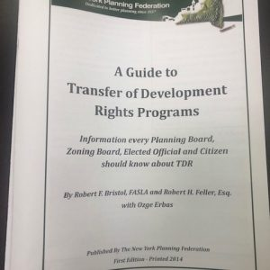 transfer development rights program guide